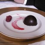 Coques en chocolat