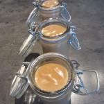 Petits pots de crème au praliné