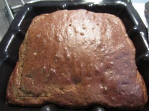 Gâteau épices et confiture