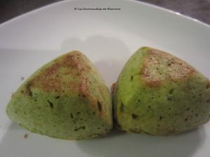 Soufflés aux brocolis