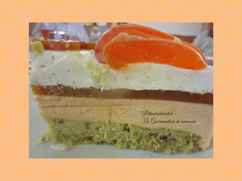 Pistach'abricotierLes Gourmandises de_2